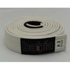 White Brazilian Jiu-Jitsu Belt Bahia