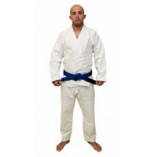 White Brazilian Jiu Jitsu Gi